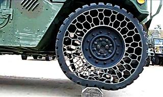 These Tires Were Made to Do Unbelievable Things!