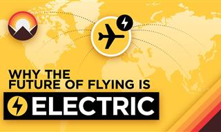 Flying Can Be Eco-Friendly - Here's How