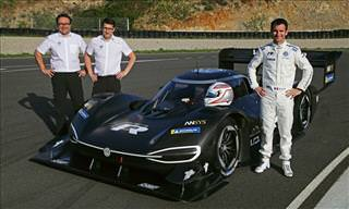 Meet the VW ID.R Pikes Peak Racer