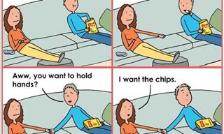 Funny Comics on Marriage That Are Sure to Make You Laugh