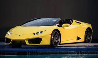 The Stars of the 2016 LA Auto Show