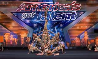 America's Got Talent: Zurcaroh