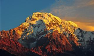 The World's Mightiest Mountains
