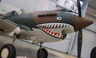 20 Amazing Fighter Planes From WWII