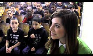 Christina Perri & the PS22 Choir - A Thousand Years