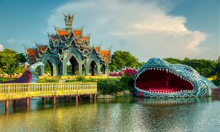 Visit Muang Boran in Thailand, a Hidden Open Air Museum!