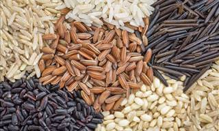 The Existing Rice Varieties and Their Health Benefits