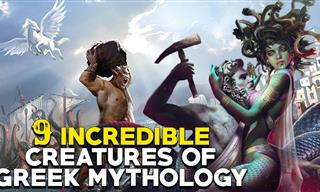 Greek Mythology Is Filled With Fascinating Creatures