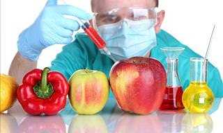 10 New Genetically Modified Foods