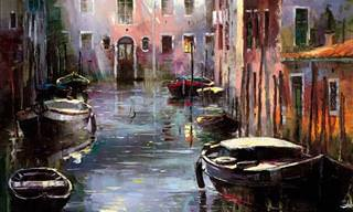 The Wonderful Works of Art of Gleb Goloubetski