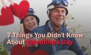 Valentine's Facts You Didn't Know About!