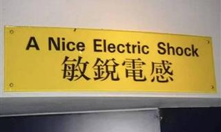 Can You Make Sense of These Weirdly Funny Signs?