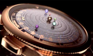 The Stunning  'Universe Watch'