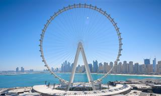 The Biggest Observation Wheel in the World - Fascinating!