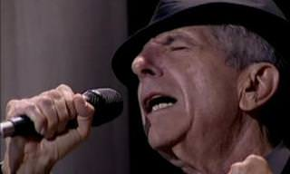 24 of Leonard Cohen's Most Loved Songs