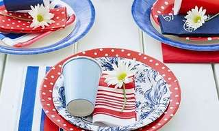 Decorate Your Home for the 4th of July