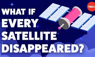 What Would Life Be Like If We Didn't Have Satellites?