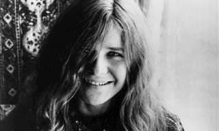 Janis Joplin, the First Lady of Rock and Roll