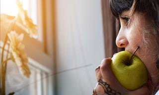 How Children's Diets Affect Their Mental Health