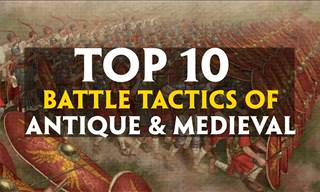 The 10 Most Successful Battle Tactics of the Ancient World