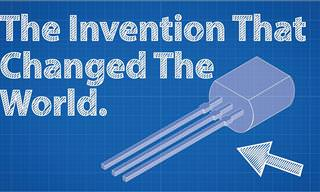 The Transistor: The Invention that Changed EVERYTHING.