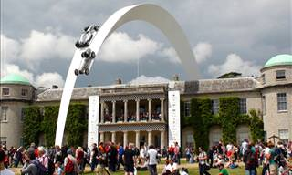 The Incredible Goodwood Festival of Speed