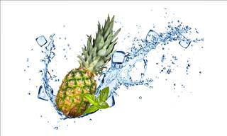 WATCH: The Health Benefits of Pineapple Water