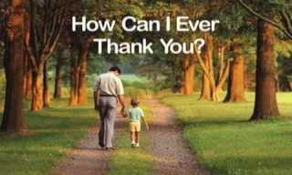 Happy Father's Day: Thanks for Being There!