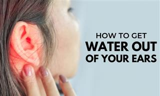 Water Trapped In Your Ears? 8 Easy Ways to Clear Your Ears