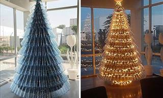 20 Hilarious Christmas Trees