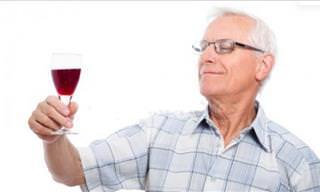 Joke: The Alcoholic Wine Expert