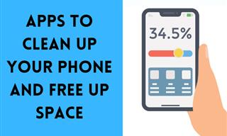 These Phone Cleaner Apps Will Save SO MUCH Space