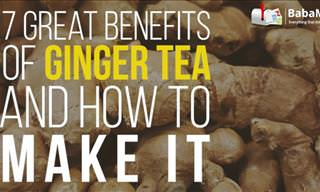 The Health Benefits of Ginger Tea