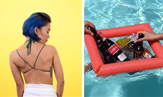 Check Out These Hacks Before Heading to The Pool or Beach