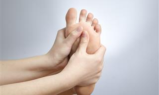 It's Amazing What a Reflexology Foot Massage Can Do