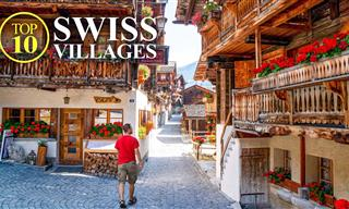 Take a Trip to the Most Scenic Villages in Switzerland