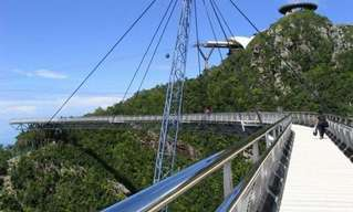 The Langkawi Sky Bridge - A Must See!