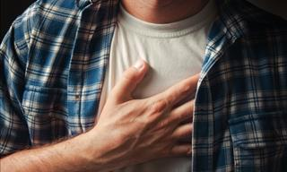 A Simple Exercise To Treat Heartburn