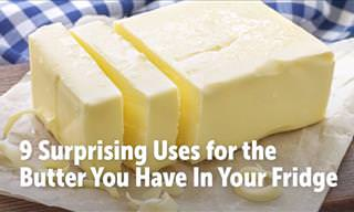Fantastic Uses of Butter Around the Home