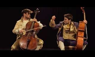 What These 2 Cellists Do Is Dumbfounding...