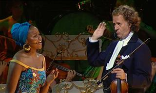 Andre Riéu's African Concert