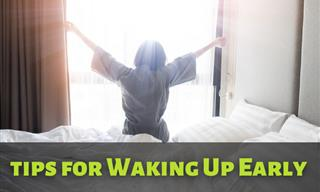 9 Secrets of Waking Up Early With Ease
