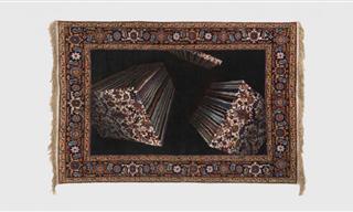 20 Stunning Rugs Designed by Azerbaijani Artist Faig Ahmed