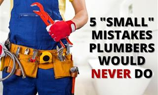 These Plumbing Mistakes Are More Serious Than You Think