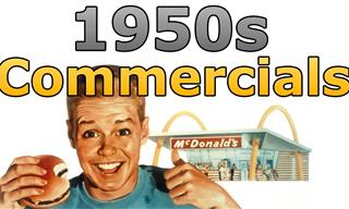 Retro Flashback: Relax and Enjoy These Vintage Commercials