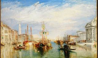 J.M.W. Turner's Most Famous Paintings