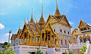 12 Amazing Attractions & Places in Thailand