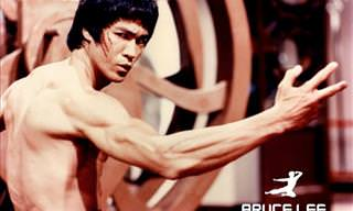 11 Inspirational Quotes by the Unforgotten Bruce Lee