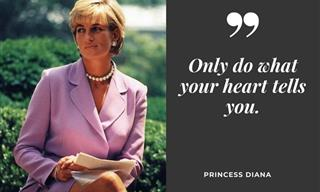 Get Inspired by Princess Diana's Memorable Quotes