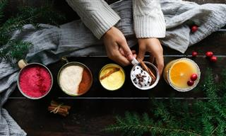 5 Indulgent and Healthy Warming Beverages